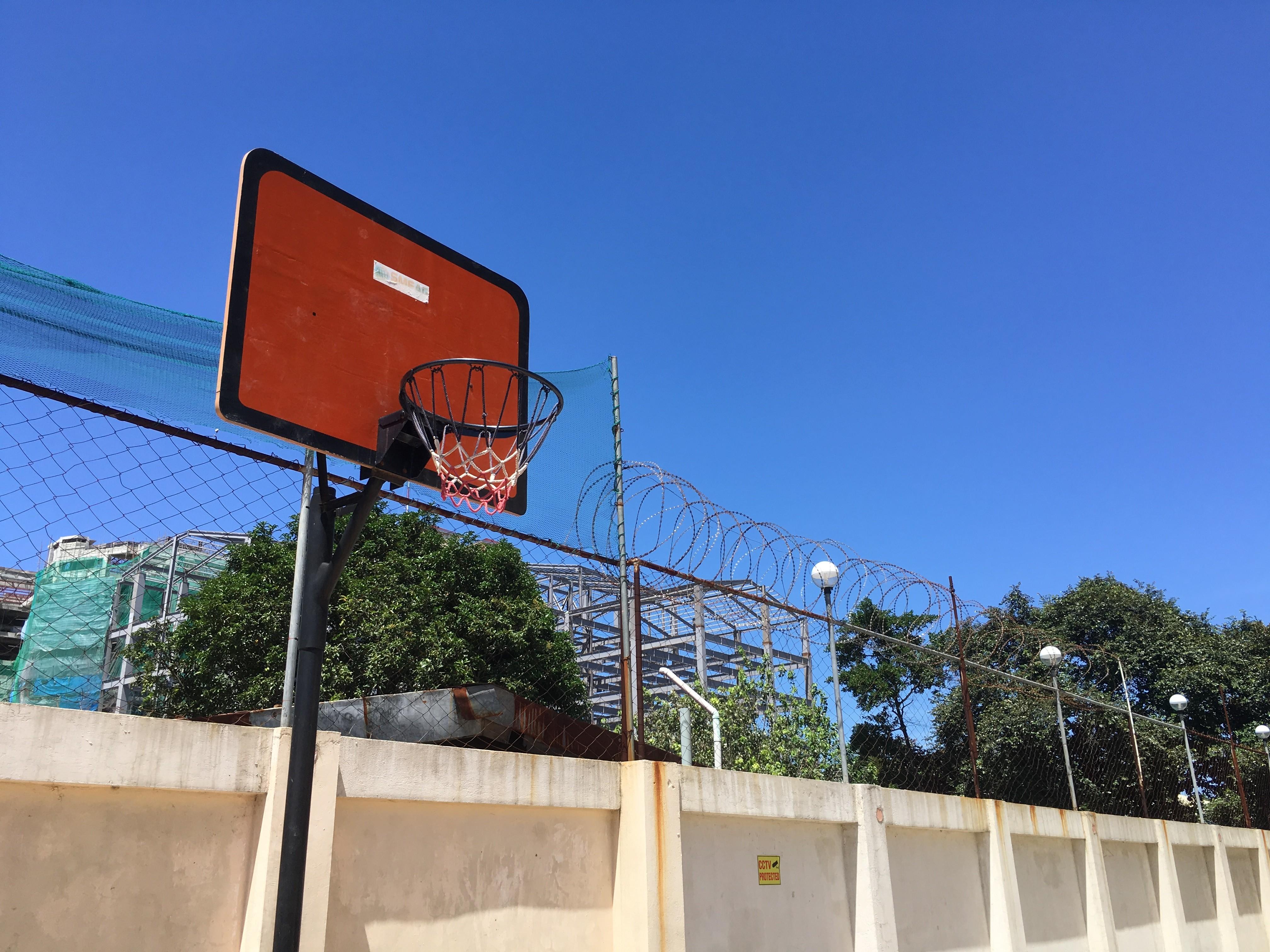 SMEAG クラッシックキャンパス内バスケットコート