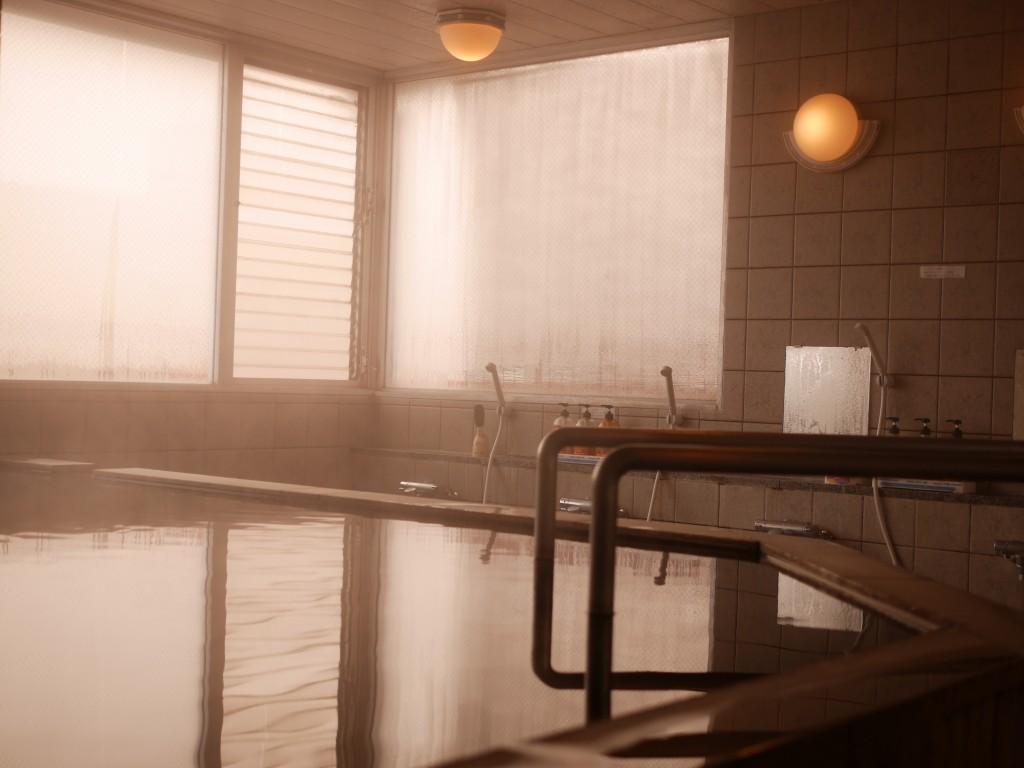 竹乃井さんの展望風呂