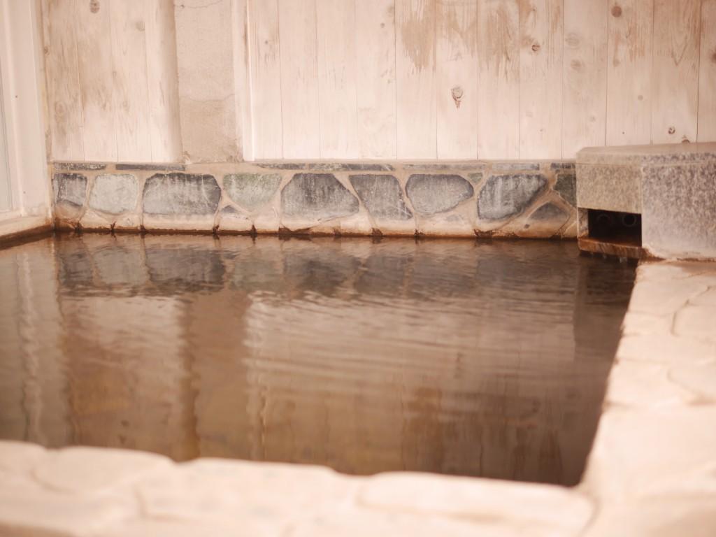 竹乃井さんの大浴場露天風呂