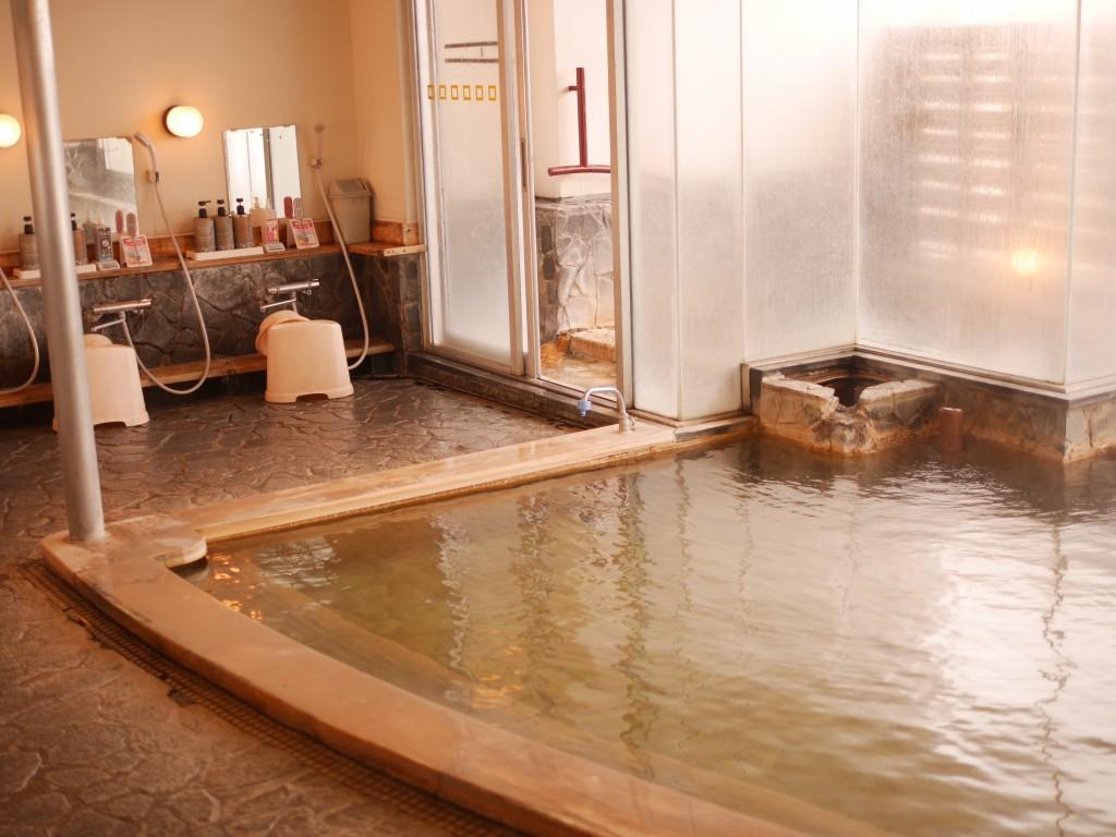 展望風呂の浴場