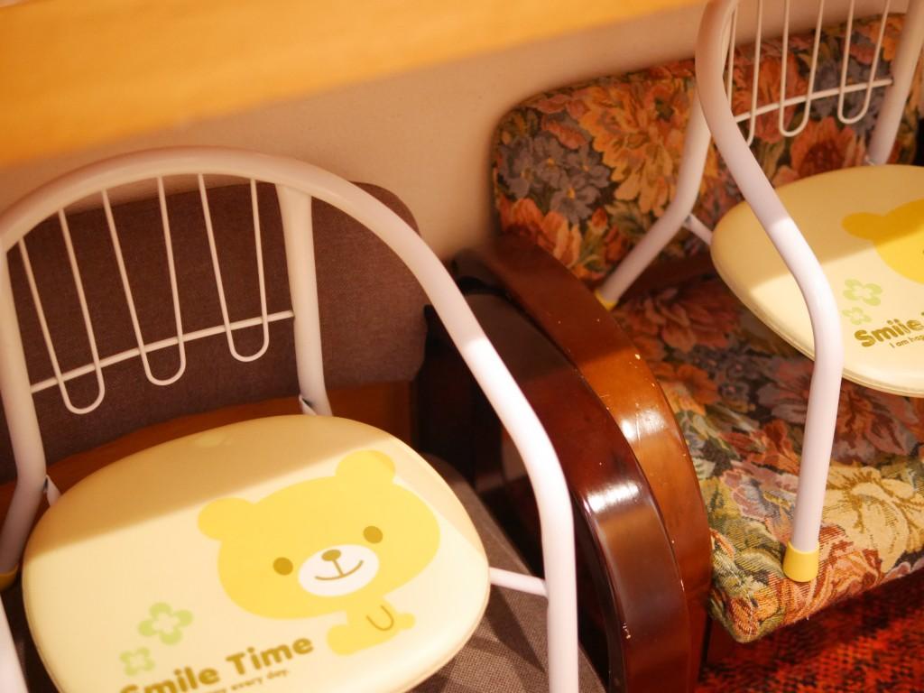 子ども用椅子
