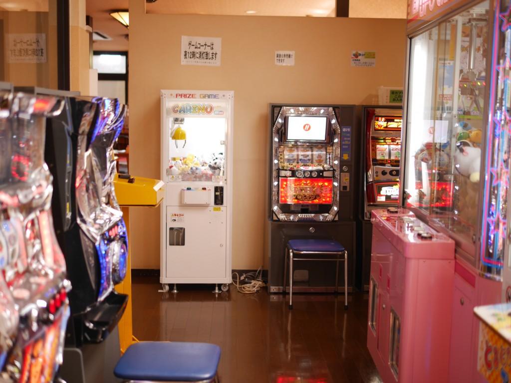 昭和のゲームコーナー