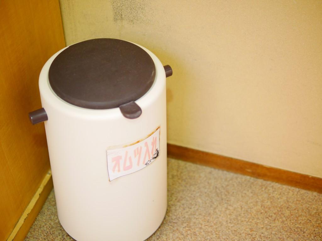 おむつ用ゴミ箱