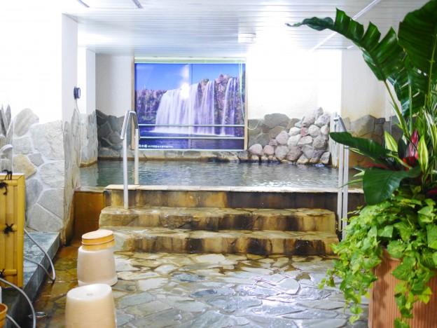 ホテルシーウェーブ別府 温泉
