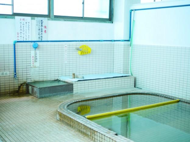 浜脇温泉 浴場、浴槽