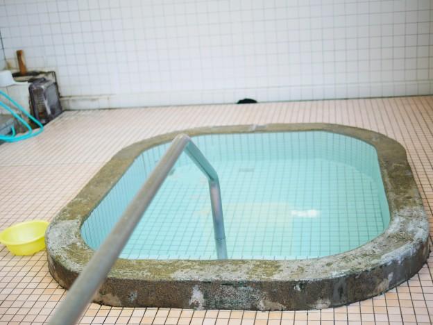 八幡温泉 お風呂